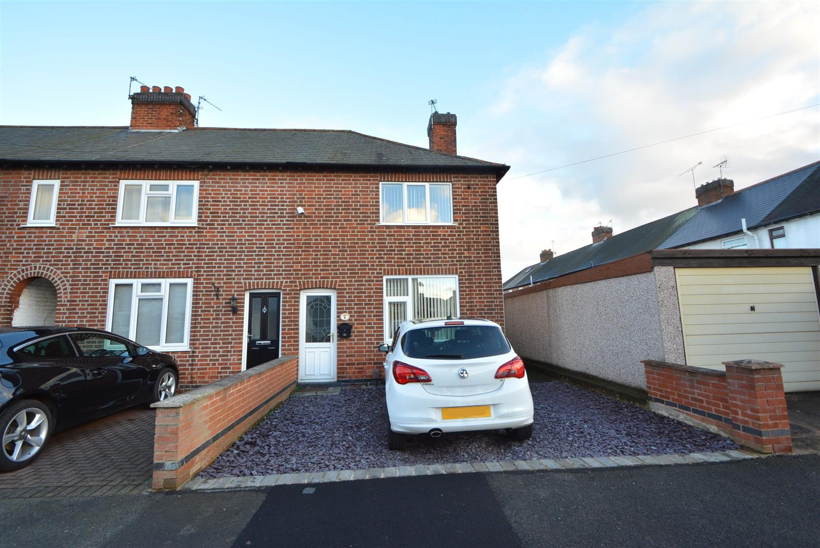 2 Bedrooms End Of Terrace House for sale in Margaret Avenue, Long Eaton